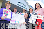 A CRAFTY BUNCH: Arts and crafts enthusiasts who are organising the annual Craft and Food Fair in aid of Ballybunion Community Centre, l-r: Mary O'Sullivan, Josephine Kennelly, Patsy Gleeson, John Costello, Mary O'Gorman, Trish Lawlor.