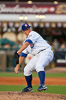 David Cales of the Daytona Cubs during the game in Daytona, Florida. The Daytona Cubs are the High Class A affiliate of the Chicago Cubs. Photo By Scott Jontes/Four Seam Images