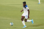 Atalanta BC's Duvan Zapata during friendly match. August 10,2019. (ALTERPHOTOS/Acero)