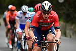 Ivan Garcia Cortina (ESP) Bahrain-Merida in action during Stage 8 of the 77th edition of Paris-Nice 2019 running 110km from Nice to Nice, France. 16th March 2019<br /> Picture: ASO/Alex Broadway | Cyclefile<br /> All photos usage must carry mandatory copyright credit (&copy; Cyclefile | ASO/Alex Broadway)