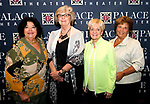 WATERBURY, CT-091318JS09--Trish Torello; Trudy Granger Leona Burdick and Emma Barone at the inaugural &quot;Thank You&quot; receipting for the founding members of the new Palace Theater Marquee Society of Women at the Palace Theater's Pool Club. <br /> Jim Shannon Republican American