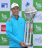 ROSS FISHER wins the Final Round of The Tshwane Open 2014 at the Els (Copperleaf) Golf Club, City of Tshwane, Pretoria, South Africa. Picture:  David Lloyd / www.golffile.ie