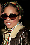 Alicia Keys.Attending the MTV Networks Upfront Fall Preview held at Madison Square Garden in New York City..May 5, 2004.