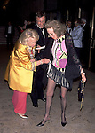 "Liz Smith and Helen Gurley Brown.Literacy Partners for ""Evening of Reading"".NYC.5/14/2001"