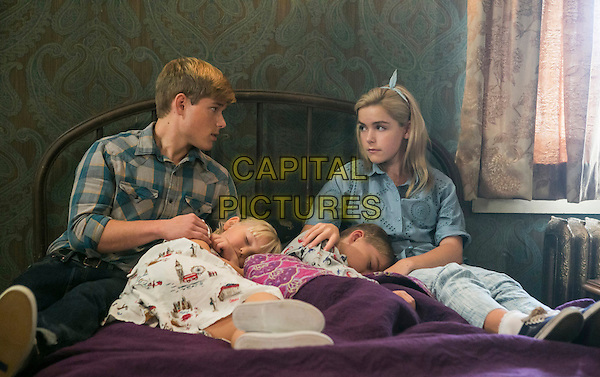 Mason Dye, Ava Telek, Maxwell Kovach, Kiernan Shipka <br /> in Flowers in the Attic (2014)<br /> *Filmstill - Editorial Use Only*<br /> CAP/FB<br /> Image supplied by Capital Pictures