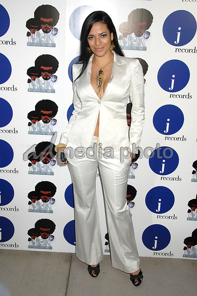 17 November 2007 - Los Angeles, California - DJ Rashida. Alicia Keys One Night Only Performance at Bellavardo Studios. Photo Credit: Byron Purvis/AdMedia
