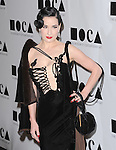 "Dita Von Teese  at The 2011 MOCA Gala ""An Artist's Life Manifesto"" With Artistic Direction From Marina Abramovic held at MOCA Grand Avenue in Los Angeles, California on November 12,2011                                                                               © 2011 Hollywood Press Agency"