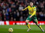 Emi Buendia of Norwich City during the Premier League match at Old Trafford, Manchester. Picture date: 11th January 2020. Picture credit should read: James Wilson/Sportimage