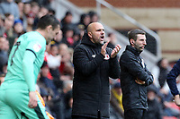 O's new boss Carl Feltcher during Leyton Orient vs Carlisle United, Sky Bet EFL League 2 Football at The Breyer Group Stadium on 26th October 2019