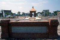 1989 June ..Redevelopment.MiddleTowne Arch..entrance signage...NEG#.NRHA#..