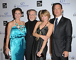 "Rita Wilson,Steven Spielberg,Kate Capshaw & Tom Hanks at The Saks Fifth Avenue's ""Unforgettable Evening"" benefiting EIF's Women's Cancer Research Fund held at The Beverly Wilshire Hotel in Beverly Hills, California on February 10,2009                                                                     Copyright 2009 Debbie VanStory/RockinExposures"
