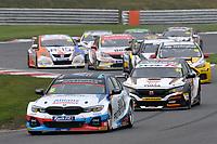 2019 British Touring Car Championship. Race 2. #15 Tom Oliphant. Team BMW. BMW 330i M Sport.