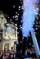 9.Oktober 1989 in Leipzig - Lichtfest - Stationen am Ring - Lichtinstallationen - im Bild: Station Nr. 19 . Foto: Norman Rembarz..Norman Rembarz , ,Holbeinstr. 14, 04229 Leipzig, Tel.: 01794887569, Hypovereinsbank: BLZ: 86020086, KN: 357889472, St.Nr.: 231/261/06432 - Jegliche kommerzielle Nutzung ist honorar- und mehrwertsteuerpflichtig! Persönlichkeitsrechte sind zu wahren. Es wird keine Haftung übernommen bei Verletzung von Rechten Dritter. Autoren-Nennung gem. §13 UrhGes. wird verlangt. Weitergabe an Dritte nur nach  vorheriger Absprache..