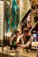 MO-Bar im Hotel The Landmark Mandarin Oriental, Hongkong, China<br /> MO-Bar in Hotel The Landmark Mandarin Oriental, Hongkong, China