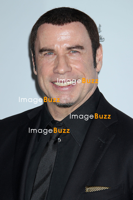 John Travolta, The 2013 G'Day USA Los Angeles Black Tie Gala at the JW Marriott at L.A. LIVE in (Los Angeles, CA.).January 12, 2013.