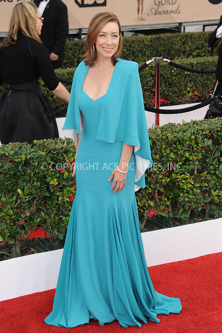 WWW.ACEPIXS.COM<br /> <br /> January 30 2016, LA<br /> <br /> Molly Parker arriving at the 22nd Annual Screen Actors Guild Awards at the Shrine Auditorium on January 30, 2016 in Los Angeles, California<br /> <br /> By Line: Peter West/ACE Pictures<br /> <br /> <br /> ACE Pictures, Inc.<br /> tel: 646 769 0430<br /> Email: info@acepixs.com<br /> www.acepixs.com