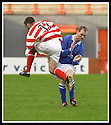 5/10/02       Copyright Pic : James Stewart                     .File Name : stewart-hamilton v stranraer 18.STRANRAER'S FRASER WRIGHT CATCHES STUART CALLAGHAN LATE...James Stewart Photo Agency, 19 Carronlea Drive, Falkirk. FK2 8DN      Vat Reg No. 607 6932 25.Office : +44 (0)1324 570906     .Mobile : + 44 (0)7721 416997.Fax     :  +44 (0)1324 570906.E-mail : jim@jspa.co.uk.If you require further information then contact Jim Stewart on any of the numbers above.........