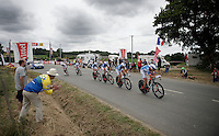 Team FDJ<br /> <br /> stage 9: TTT Vannes - Plumelec (28km)<br /> 2015 Tour de France