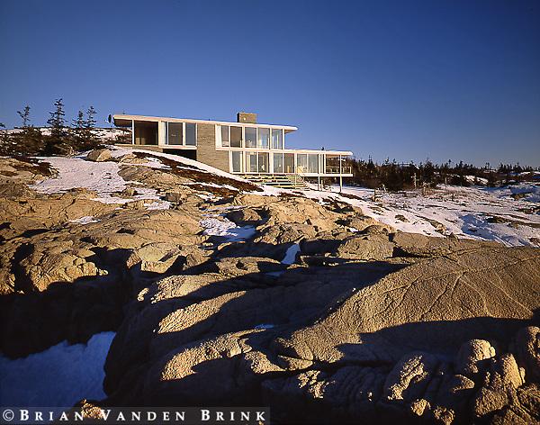 Design: Julie Snow Architects