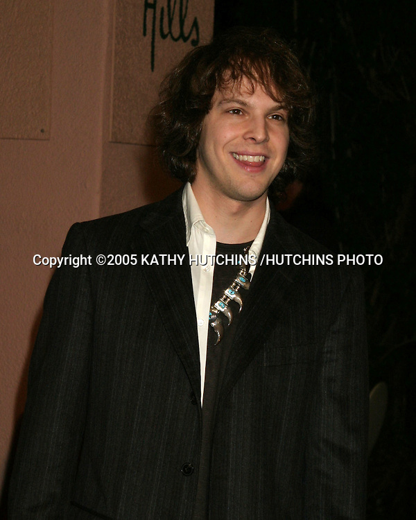GAVIN DE GRAW.CLIVE DAVIS ANNUAL PRE-GRAMMY PARTY.BEVERLY HILLS HOTEL.BEVERLY HILLS, CA.FEBRUARY 12 , 2005.©2005 KATHY HUTCHINS /HUTCHINS PHOTO.