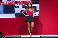 SÃO PAULO, SP, 04.03.2015 - MEGA FASHION WEEK -Erika Schneider desfila no Mega Fashion Week, evento de moda que acontece em São Paulo (SP), na tarde desta quarta-feira (4). (Foto: Kevin David / Brazil Photo Press)