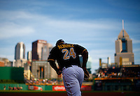 August 4, 2015: Chicago Cubs vs Pittsburgh Pirates