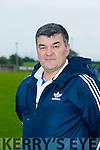 Justin Horgan, (Chairman) St Brendan Hurling Club, Ardfert at the Media Night on Thursday