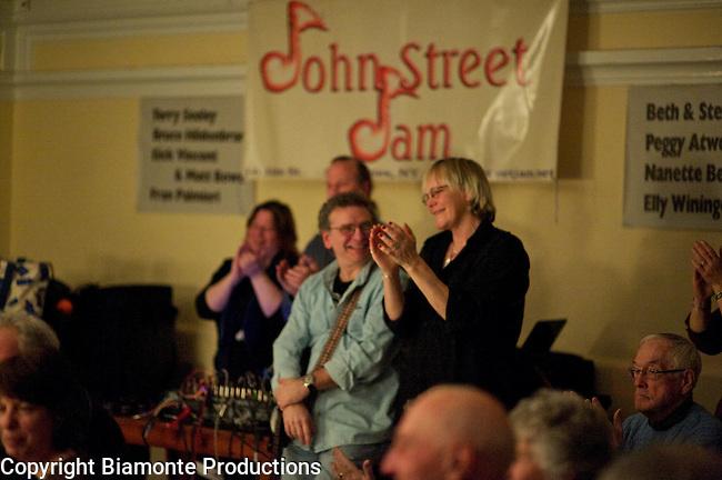 John Strret Jam - 100th Jam