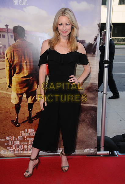 30 June 2017 - Beverly Hills, California - Jessica Morris. &quot;Not A War Story&quot; Los Angeles screening held at the Samuel Goldwyn Theatre in Beverly Hills. <br /> CAP/ADM/BT<br /> &copy;BT/ADM/Capital Pictures