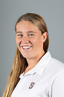 STANFORD, CA-OCTOBER 30, 2014- Katie Dudley of the Stanford Women's Water Polo Team 2014-2015.