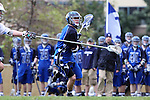 Los Angeles, CA 02/18/11 - Tyler Monteath (BYU #5) in action during the Loyola Marymount - BYU game at LMU.