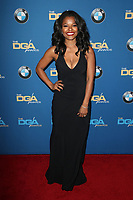 BEVERLY HILLS, CA - FEBRUARY 3: Keesha Sharp at the 70th Annual Directors Guild of America Awards (DGA, DGAs), at The Beverly Hilton Hotel in Beverly Hills, California on February 3, 2018.  <br /> CAP/MPI/FS<br /> &copy;FS/Capital Pictures