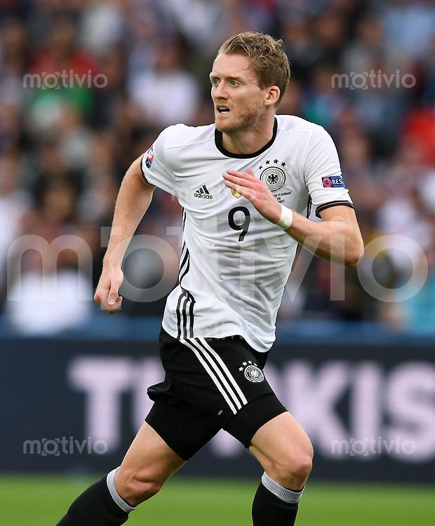 FUSSBALL EURO 2016 GRUPPE C IN PARIS Nordirland - Deutschland     21.06.2016 Andre Schuerrle (Deutschland)