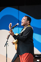 George Benson at the 2013 Monterey Jazz Festival