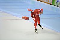 SCHAATSEN: HEERENVEEN: IJsstadion Thialf, 29-12-2012, Seizoen 2012-2013, KPN NK allround, 3000m Dames, Yvonne Nauta, ©foto Martin de Jong