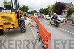 Roadworks at Caherslee, Tralee