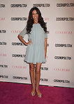 WEST HOLLYWOOD, CA - OCTOBER 12: TV personality Terri Seymour arrives at Cosmopolitan Magazine's 50th Birthday Celebration at Ysabel on October 12, 2015 in West Hollywood, California.