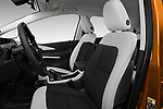 Front seat view of 2017 Chevrolet Bolt-EV LT 5 Door Hatchback Front Seat  car photos