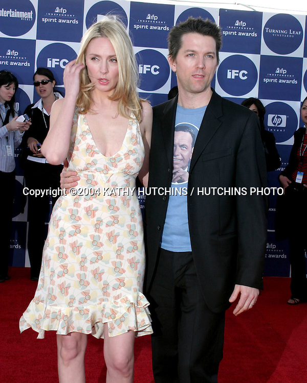 ©2004 KATHY HUTCHINS /HUTCHINS PHOTO.2004 IFP INDEPENDENT SPIRIT AWARDS.SANTA MONICA, CA.FEBRUARY 28, 2004..HOPE DAVIS.DATE