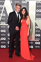 LONDON, UK. September 03, 2019: Gordon Ramsey & Tana Ramsey arriving for the GQ Men of the Year Awards 2019 in association with Hugo Boss at the Tate Modern, London.<br /> Picture: Steve Vas/Featureflash