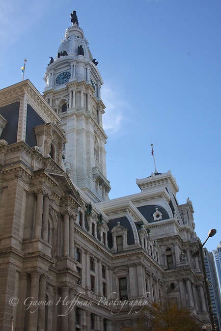 City Hall downtown Philadelphia, PA