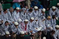 AMBIENCE<br /> <br /> <br /> Tennis - French Open 2014 -  Toland Garros - Paris -  ATP-WTA - ITF - 2014  - France -  26 May 2014. <br /> <br /> &copy; AMN IMAGES