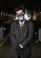 John Blacksad Cosplay by Rayshugga Kimato, Pax West Seattle, WA, USA.
