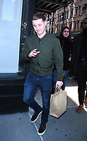 NEW YORK, NY March 26, 2018:  Ben McKenzie  at Build Series to talk about new season of Gotham in New York. March 26, 2018 Credit:RW/MediaPunch