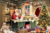 Interlitho, Patricia, CHRISTMAS SANTA, SNOWMAN, paintings, santa, desk, kids, dog, KL5856,#X# Weihnachten, nostalgisch, Navidad, nostálgico, illustrations, pinturas