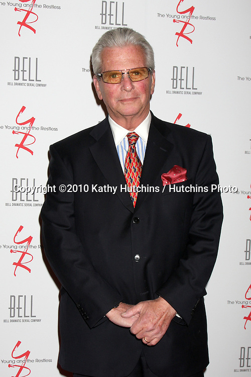 Paul Rauch.arrivng at The Young & The Restless 37th Anniversary Dinner.Via Allorro.Beverly Hills, CA.March 9, 2010.©2010 Kathy Hutchins / Hutchins Photo....