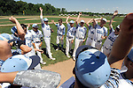 6-7-14, Skyline baseball vs Battle Creek Lakeview, MHSAA Regional