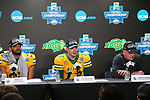 FRISCO January 5:  - FCS Championship Game Eastern Washington vs North Dakota State at Toyota Stadium in Frisco on January 5, 2019 in Frisco, Texas (Photo by Rick Yeatts Photography)