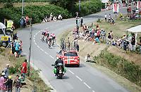 Team Lotto-Soudal<br /> <br /> stage 9: TTT Vannes - Plumelec (28km)<br /> 2015 Tour de France