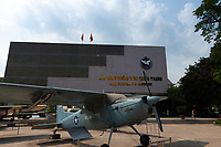 American plane in War remnants museum, Ho Chi Minh, Vietnam